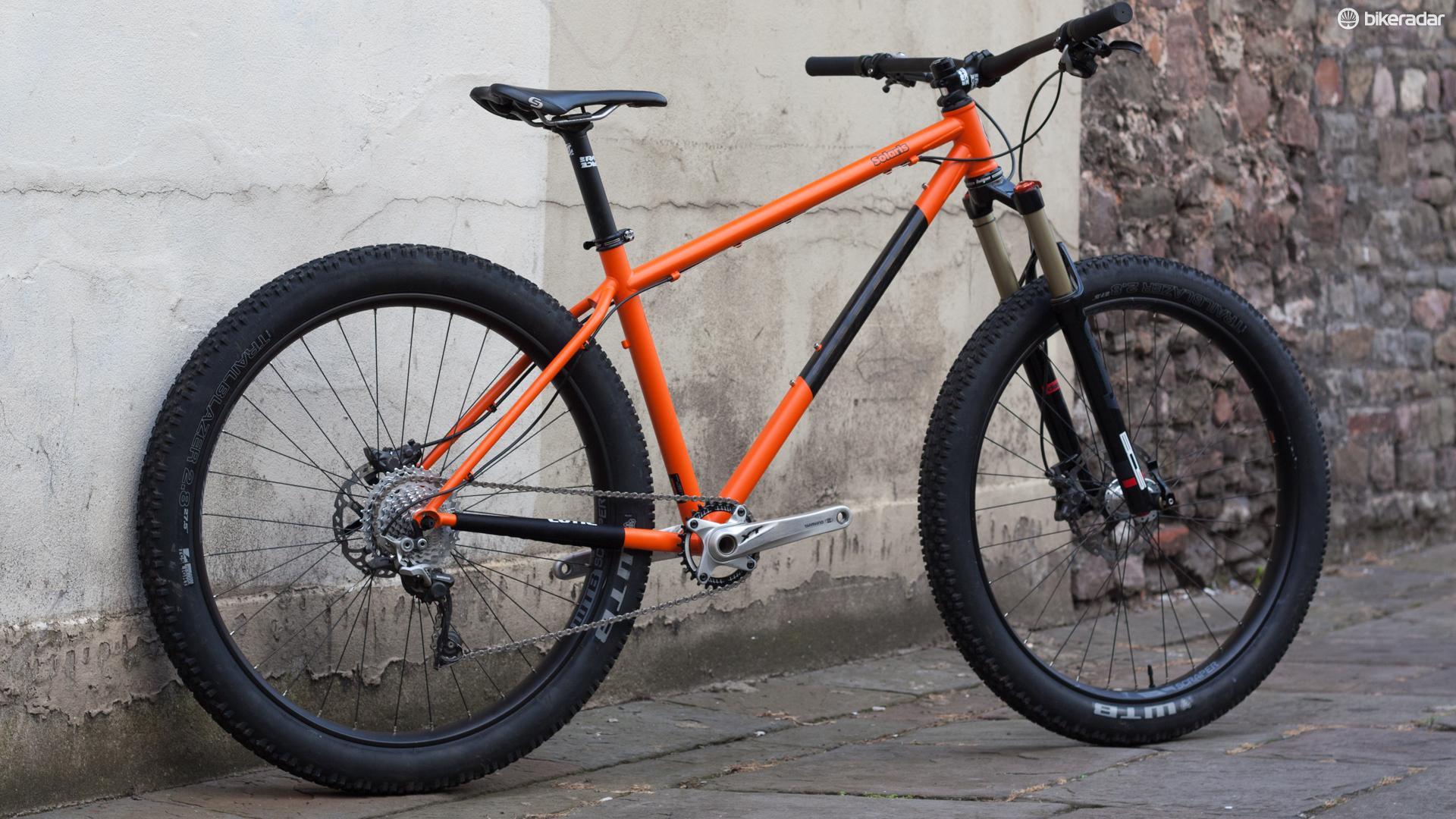 Matte Black Paint For Bike Frame