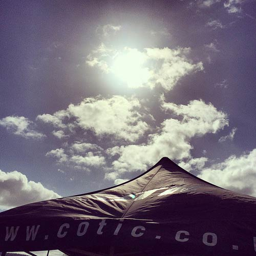 Cotic Stand Sky