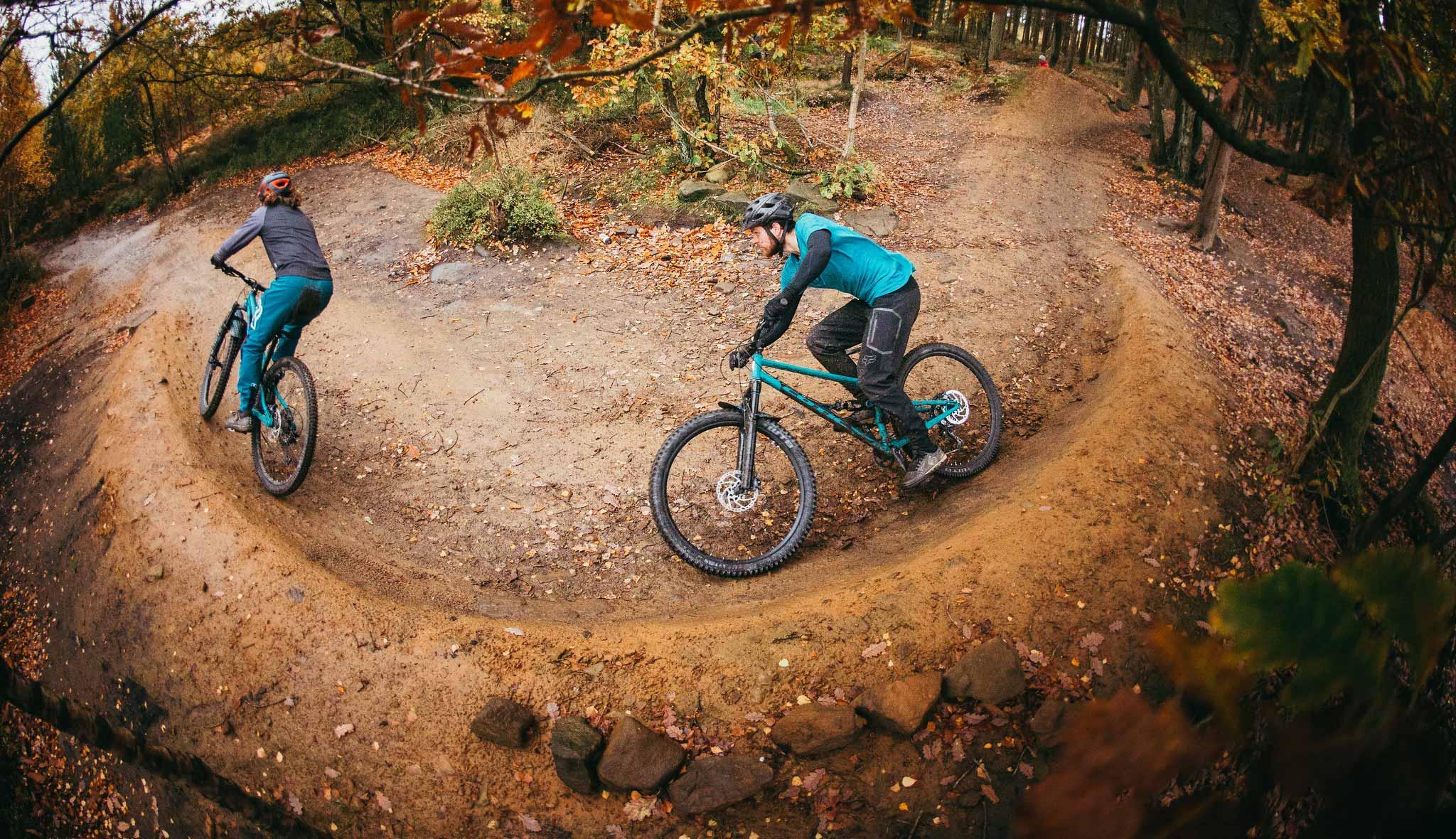 Cotic Jeht, endruo mountain bike, 29er mountain bike, reynolds 853, steel full suspension, steel is real