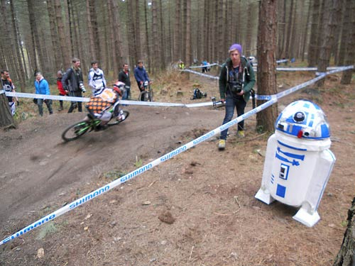 R2D2 Steel City DH 2013 1