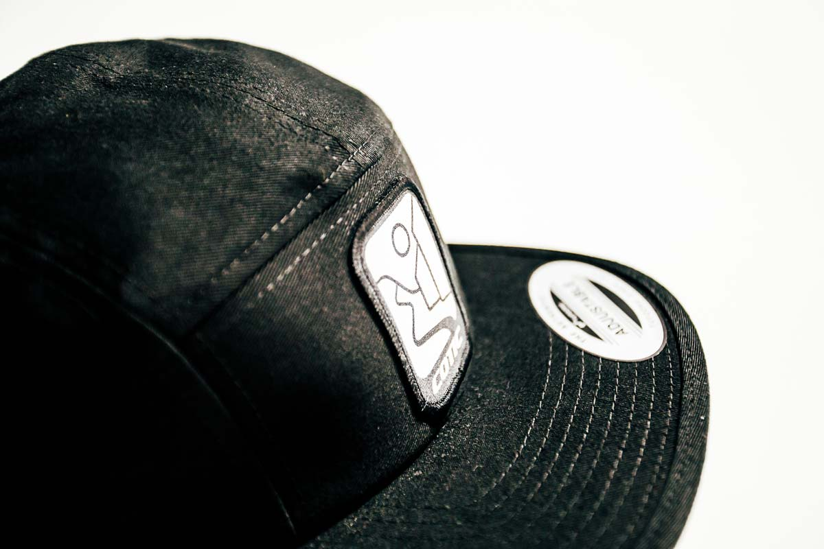Black cap with Cotic headbadge patch