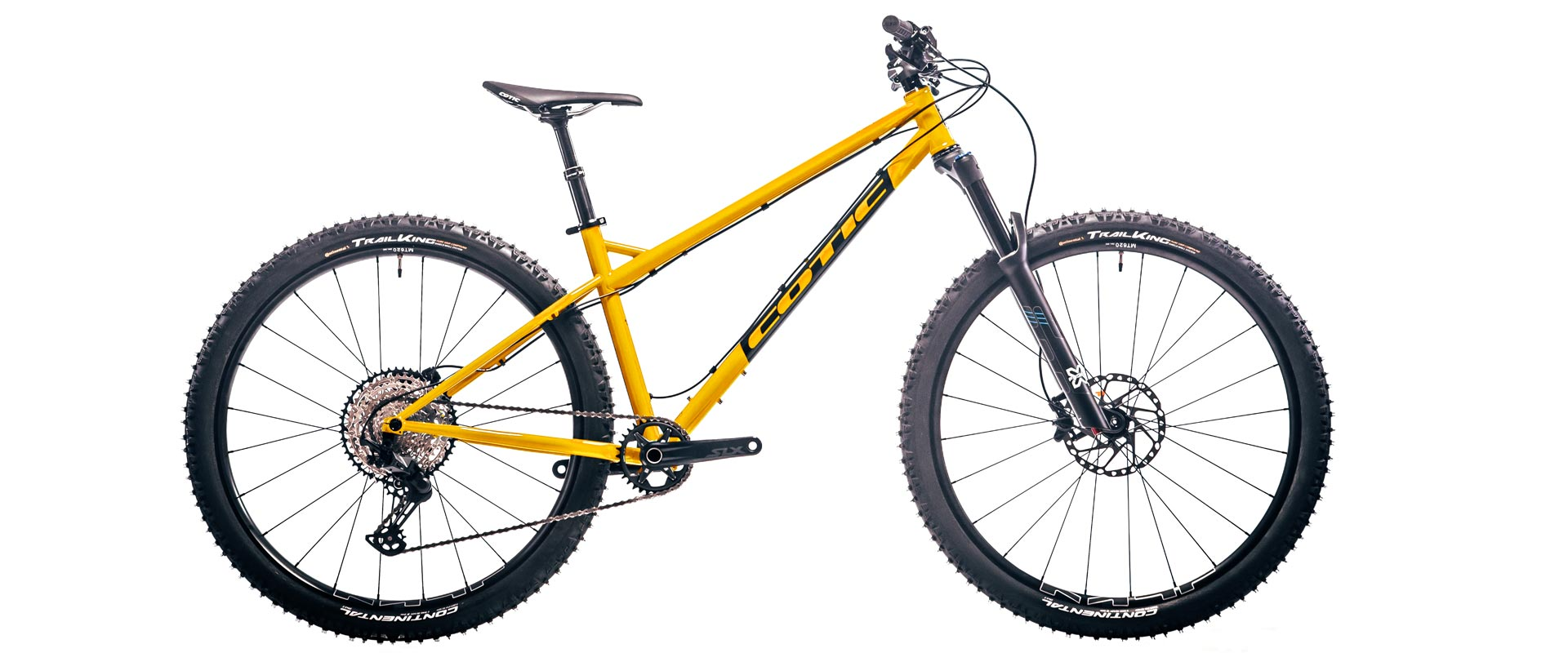 Cotic, steel, 853, BFe, MAX, frames, frame, mountain, bike, orange, Reynolds