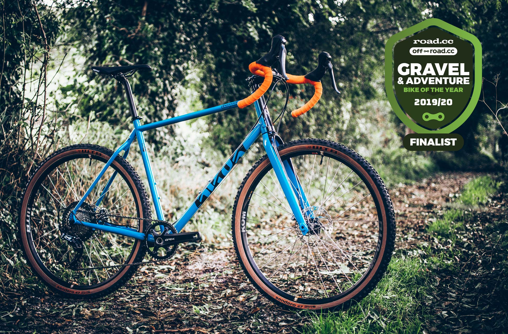 cotic escapade, steel gravel bike, gravel bike, adventure bike, gravel bike of the year, steel is real, bikepacking