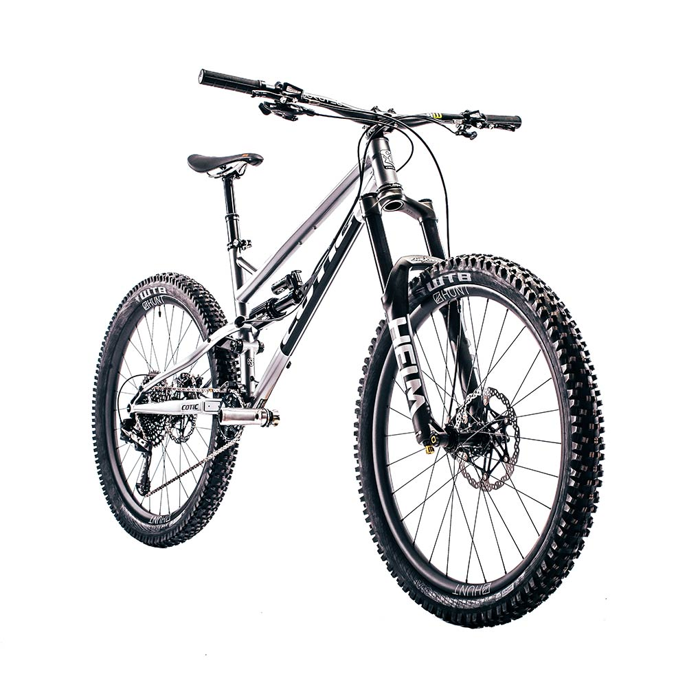 cotic bikes, love it or your money back, money back guarantee, steel is real, steel hardtail, steel full suspension, enduro full suspension, mountain bike, reynolds 853