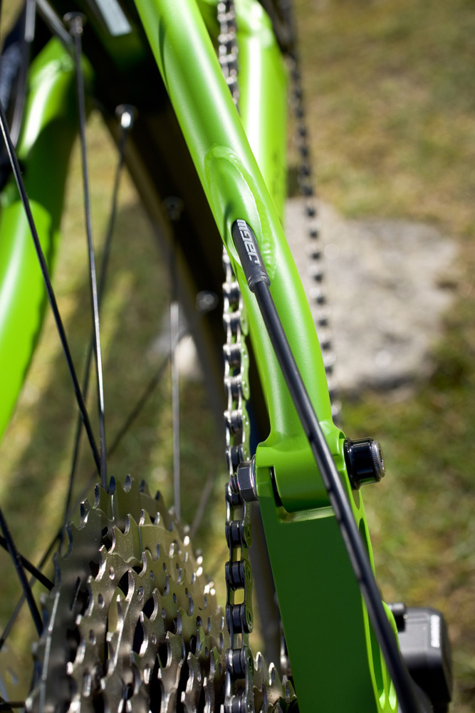 the Product of COTIC cycles : droplink ROCKET