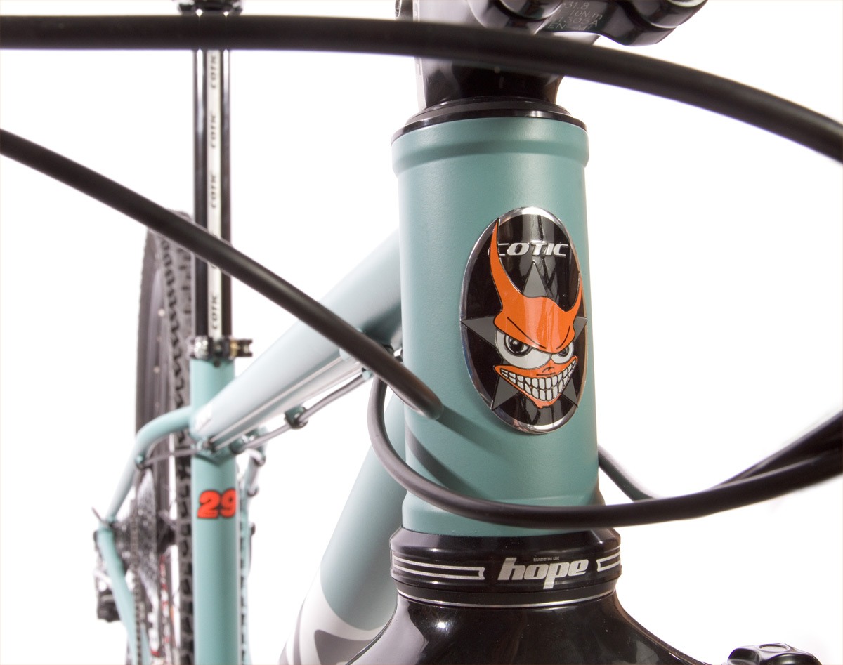 the Product of COTIC cycles : SOLARIS, our original 29er trail