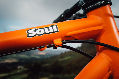 Soul now with Boost 148 Thru Axle option